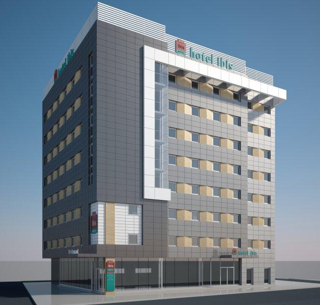 Akfen Accor İbis Hotel (Alsancak-İzmir)